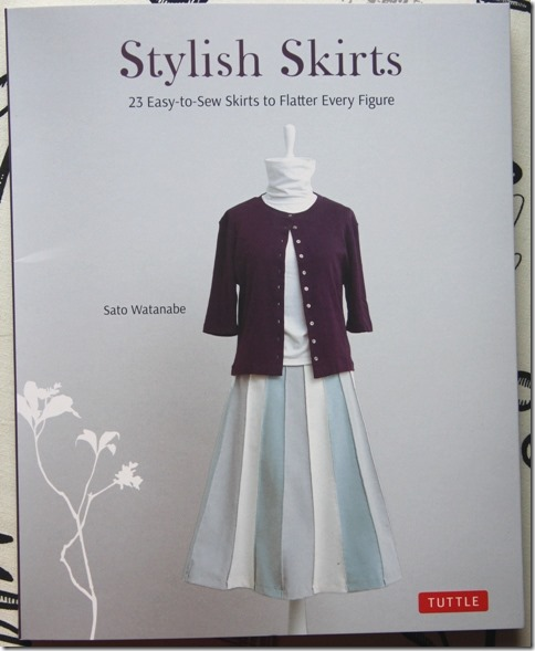 Stylish Skirts Book Review - Crafty Staci 1