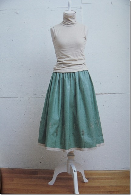 Stylish Skirts Book Review - Crafty Staci 7
