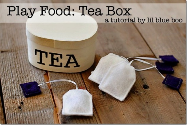 Tea Box by Lil Blue Boo