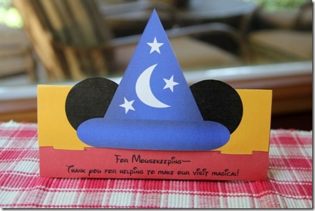 Mickey and Minnie Mousekeeping Tip Envelopes - Crafty Staci 6