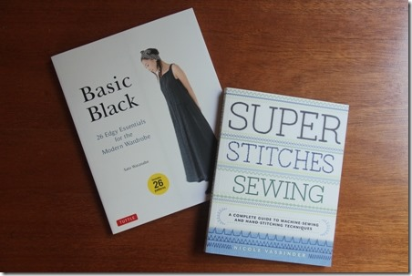 Basic Black and Super Stitches Sewing