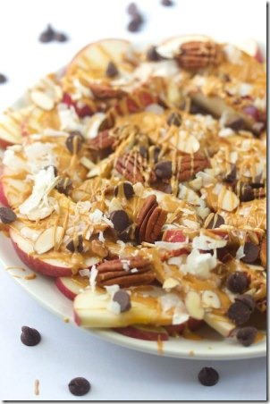 Apple Nachos from Allyson Kramer