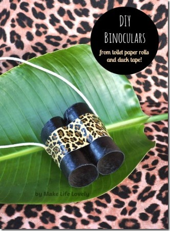 DIY Binoculars from Make Life Lovely