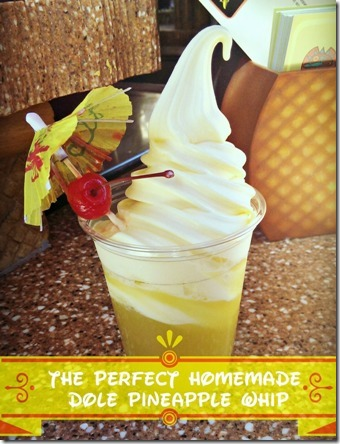Dole Pineapple Whip by Bonggamom