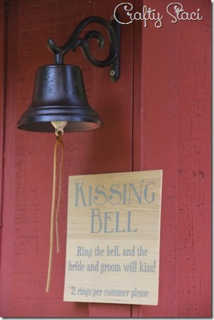 Kissing Bell - Crafty Staci 1