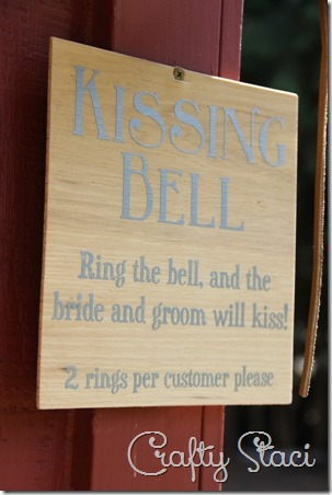 Kissing Bell - Crafty Staci 2