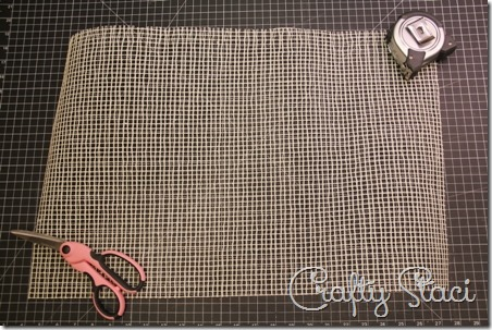 Knotted Knit Rug - Crafty Staci 3