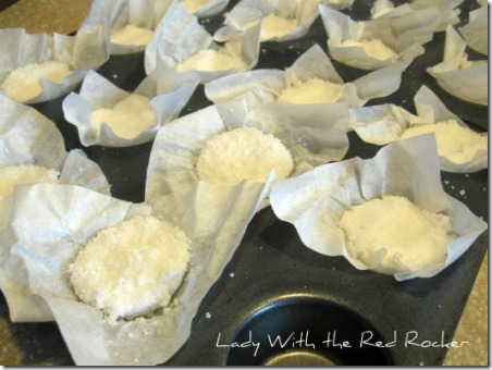 DIY Dishwasher Soap Packets from Lady with the Red Rocker