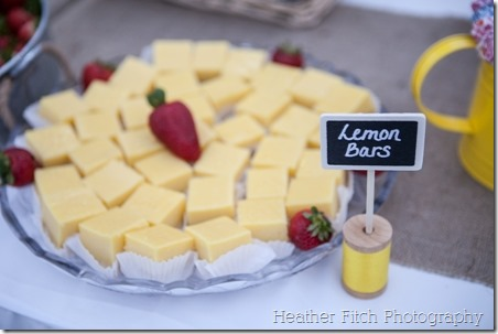 Liberated Baking Gluten Free Lemon Bars on Crafty Staci