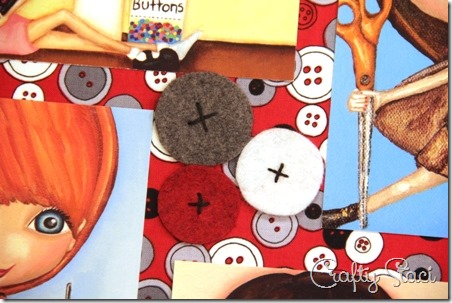 Sewing Room Postcard Collage - Crafty Staci 6