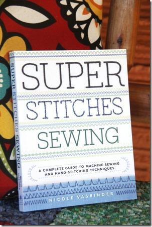Super Stitches Sewing Book  - Crafty Staci
