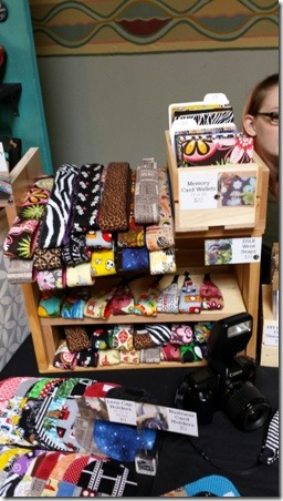 Crafty Staci Booth at Siren Nation 1