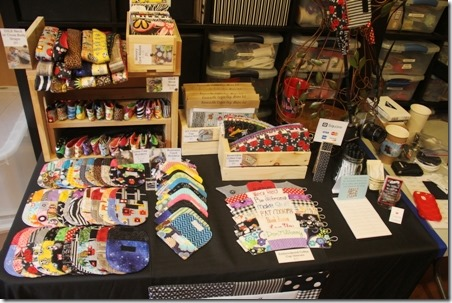 Crafty Staci Booth at Siren Nation 3