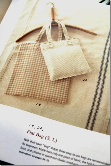 Handmade Bags in Natural Fabrics - Book Review by Crafty Staci 3
