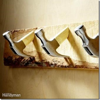 Hammer Hanger from Family Handyman