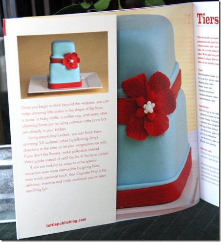 Cupcake Envy Book Review from Crafty Staci