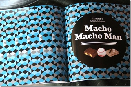 Macho Men Chapter from Cupcake Envy Book Review by Crafty Staci