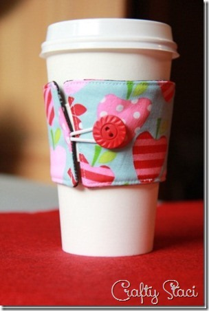 01 Reversible Coffee Cup Sleeves
