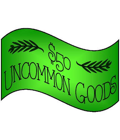 5th Anniversary Giveaway - Uncommon Goods