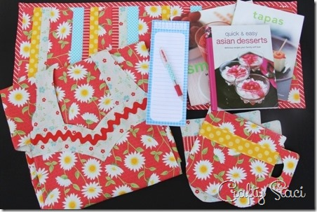 Crafty Staci's 5th Anniversary Giveaway - Kitchen Set