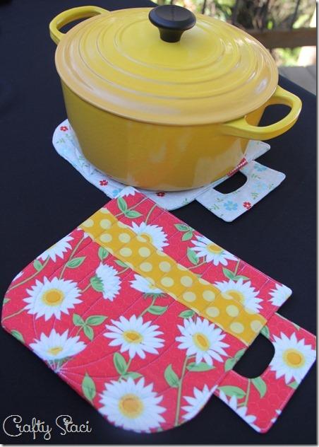 Mug Hot Pad - Crafty Staci