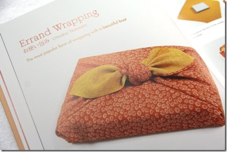 Reviewing Wrapping with Fabric - Crafty Staci