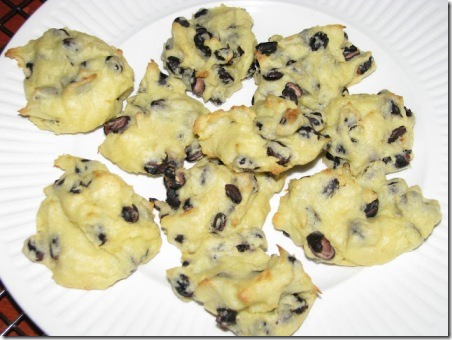 April Fools Day Chocolate Chip Cookies from 4 Jacqs