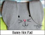 Bunny Hot Pad