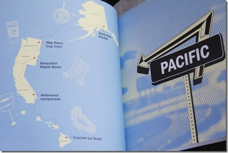 Cut Out and Keep Book - Pacific Coast