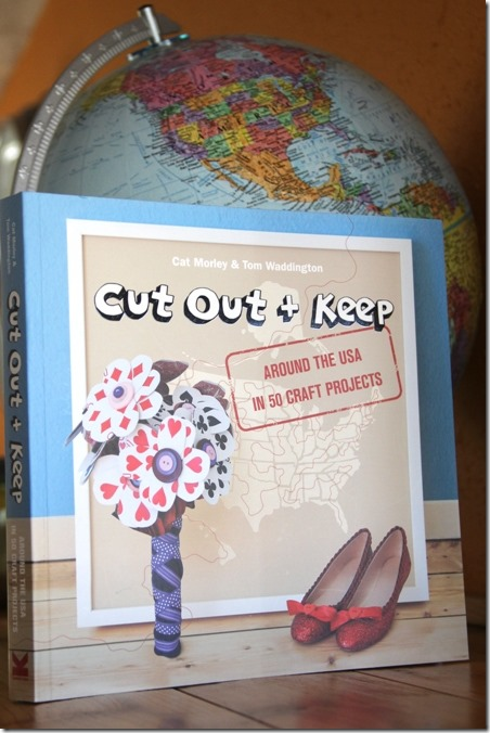 Cut Out and Keep Book Review by Crafty Staci