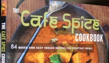 Crafty Staci Book Review - The Cafe Spice Cookbook by Hari Nayak