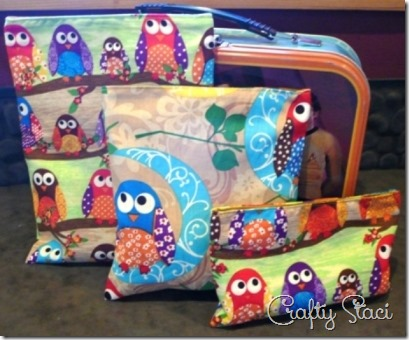 Reusable Sandwich and Snack Bags - Crafty Staci