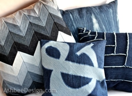 Ampersand Pillow from Ashbee Design