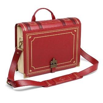 Olde Book Messenger Bag from ThinkGeek