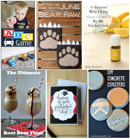 Hostess Features for Talented Tuesday Link Party #33