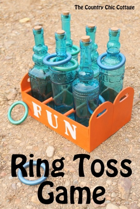 Ring Toss Game from The Country Chic Cottage