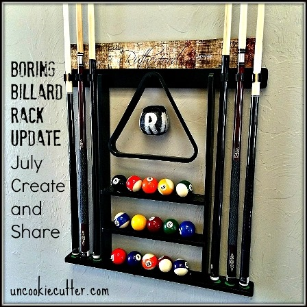 Pool Rack Upgrade from Uncookie Cutter