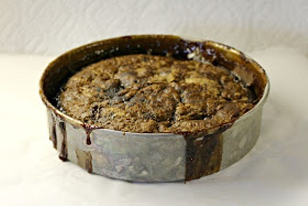 Chocolate Upside Down Cake