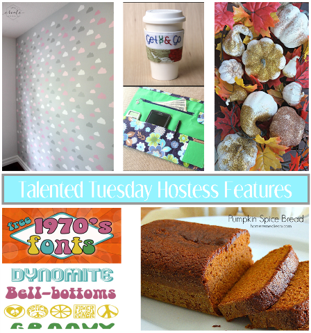Talented Tuesday #53 Hostess Projects