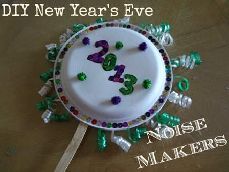 New Year's Eve Noisemakers from J Man and Miller Bug