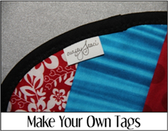 Make Your Own Tags
