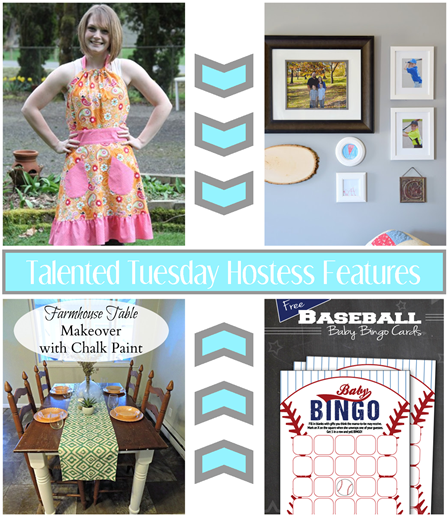 Talented Tuesday Link Party #72