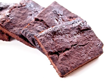 Flourless Brownie Thins from Healthy Helper