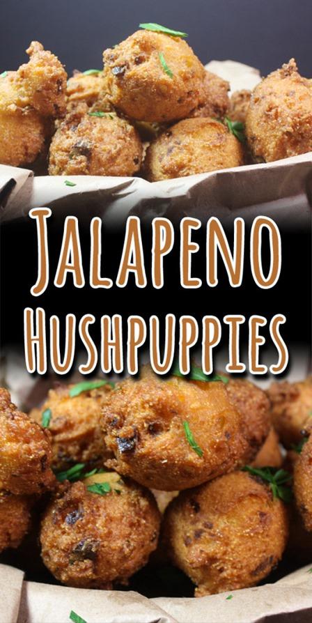 Jalapeno Hushpupplies from Don't Sweat the Recipe