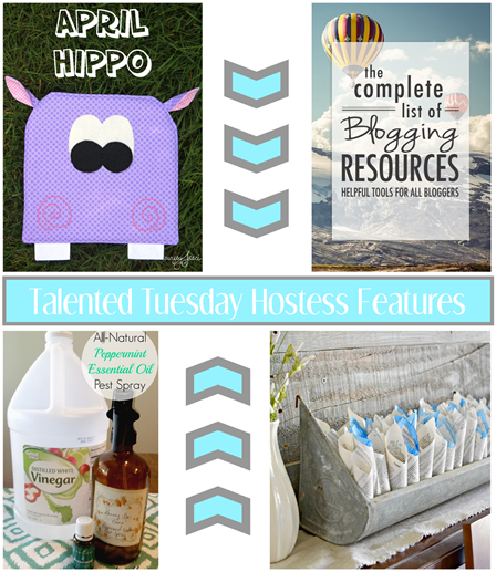Talented Tuesday Link Party #76