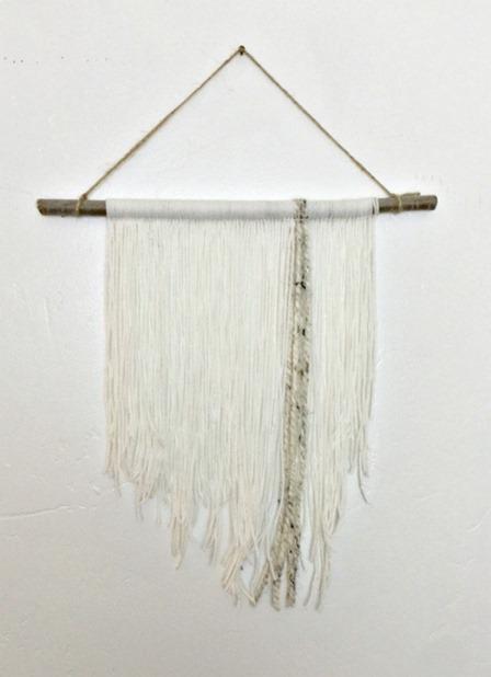 Yarn Wall Hanging from Twelve on Main