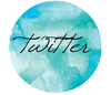 Twitter watercolor