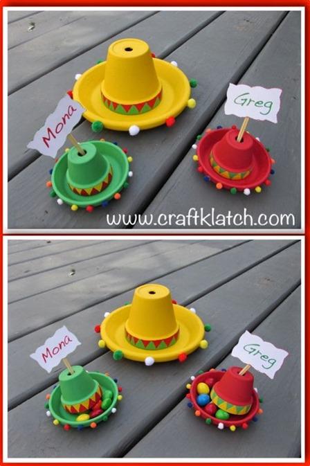 Sombreros How To from Craft Klatch