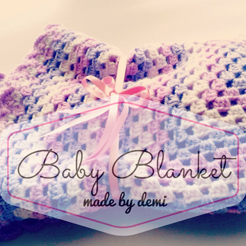 Baby Blanket from Made by Demi