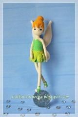 Tinkerbell Doll by Lalka Crochetka